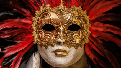 Taking Off Your Masks: An Outrageous Act of Self-Love
