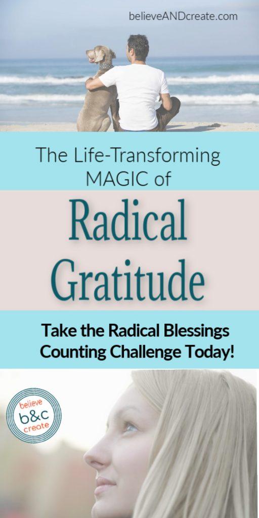 the life transforming magic of radical gratitude