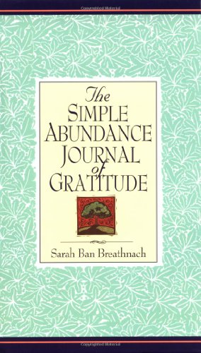 simple abundance for every day gratitude