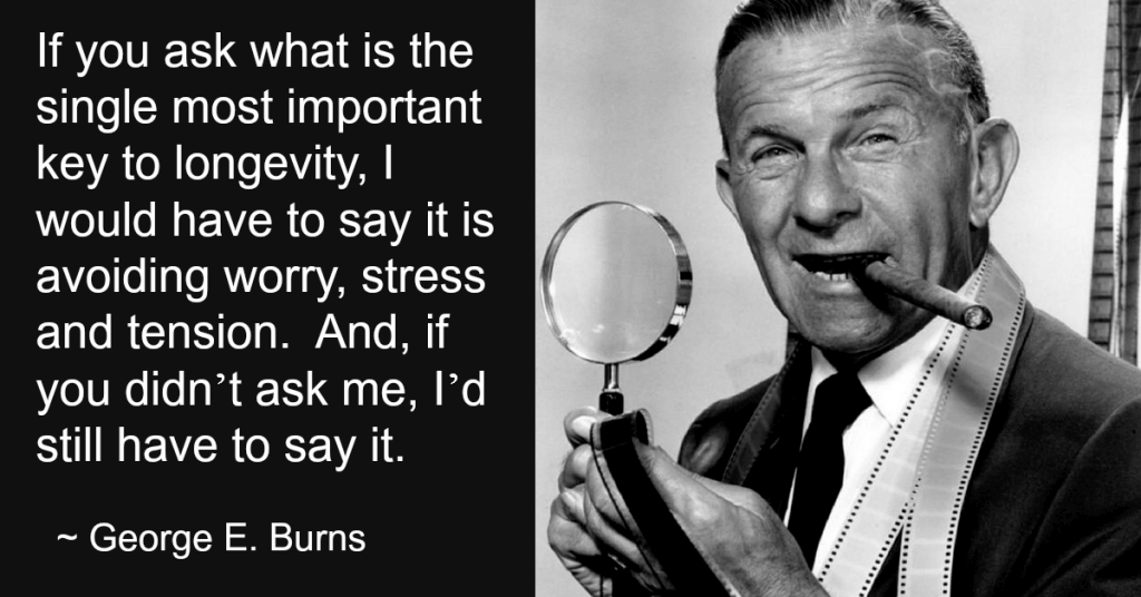 George Burns Quotes On Happiness Quotesgram