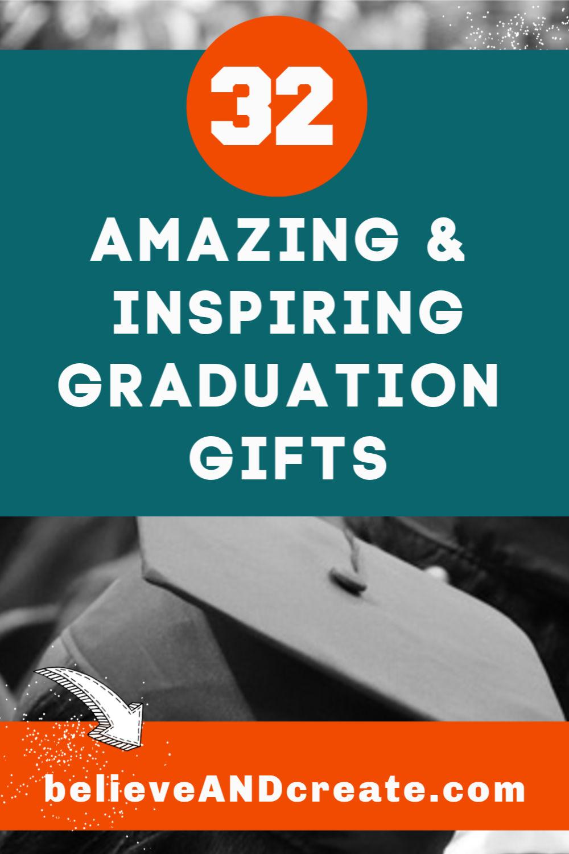 32 amazing inspiring grad gifts
