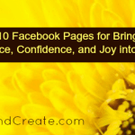 Top Facebook pages for inspiration