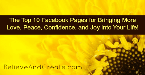 The Top 10 Inspirational Facebook Pages You'll Love Most