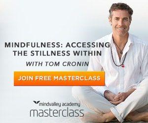 Mindfulness Meditation course sign up