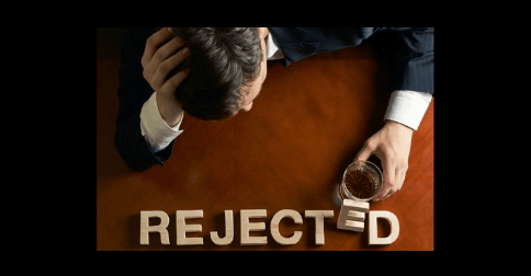 Dealing with rejection: how to quickly move beyond the pain and disappointment