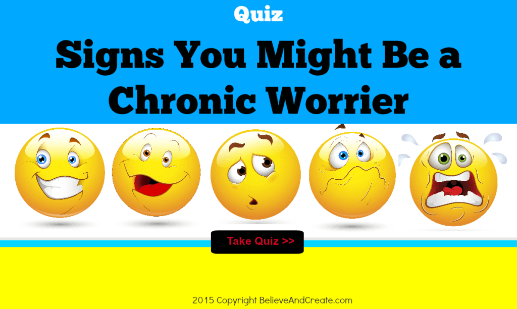 Signs You Might Be a Chronic Worrier Quiz