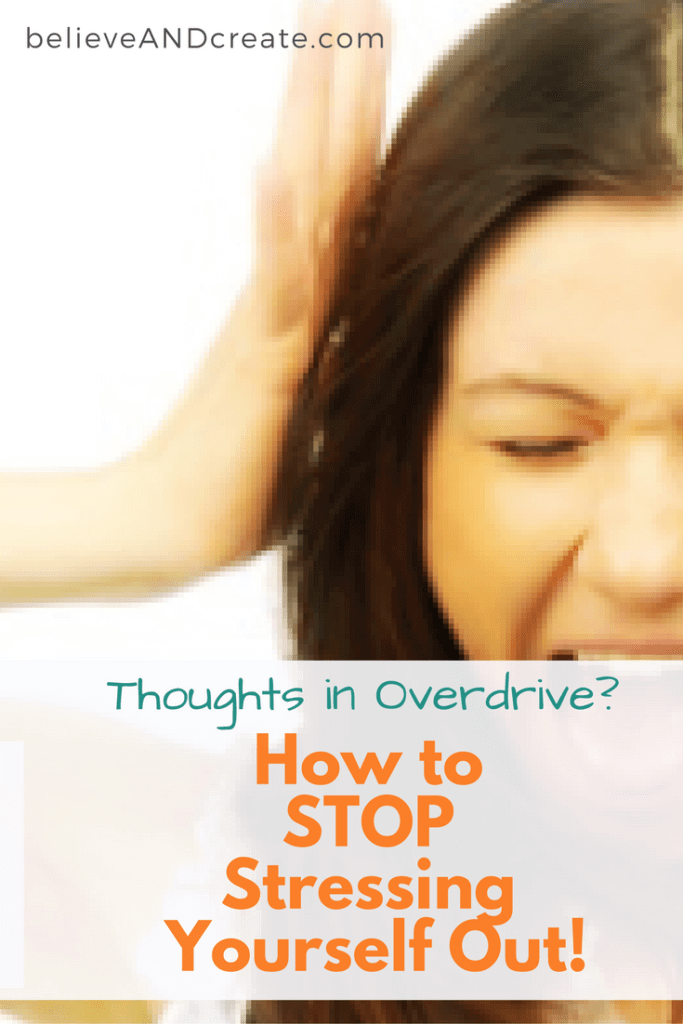 Stressful Thoughts: Stop Getting on Thought Trains that Only Lead to Stress