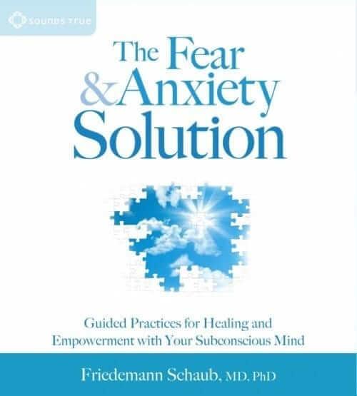 The Fear & Anxiety Solution by Friedemann Schaub