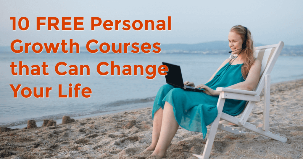 free personal growth online courses