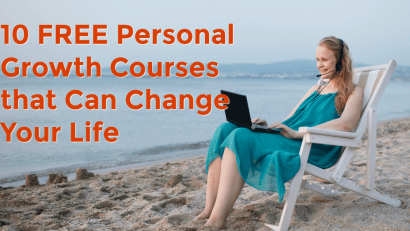 personal growth courses that are free to enroll in