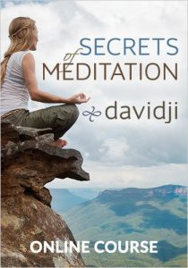 Secrets of Meditation: Manifesting Your Deepest Desires through the Art of Meditation by Davidji