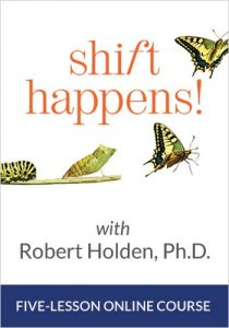 Shift Happens - Saying YES to the Next Step in Your Life