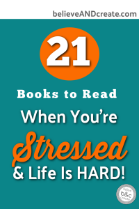 21 best books to read when life is hard and you're stressed to the max