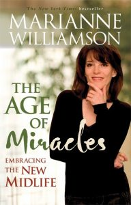 Age of Miracles Marianne williamson paperback book