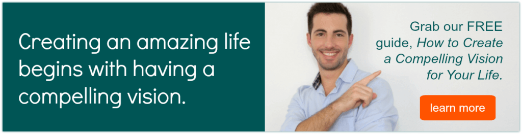 grab our free guide how to create a compelling vision for your life