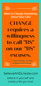 call bs on your bs excuses