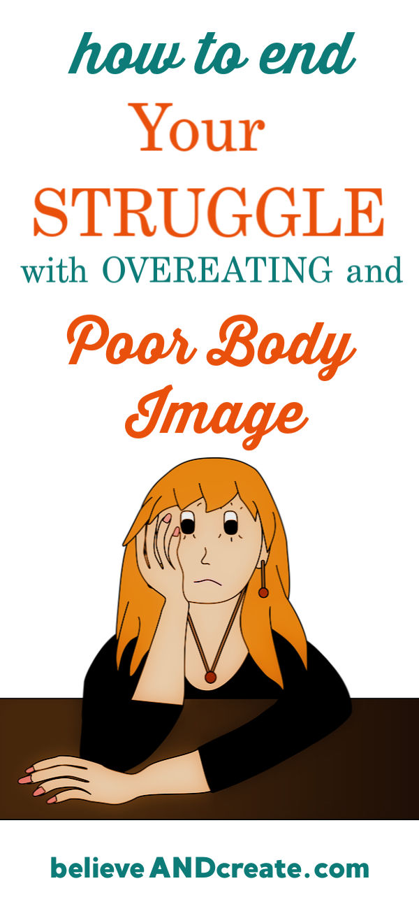struggling with body image - time to love your body