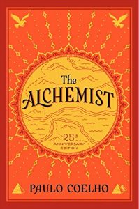 the alchemist -- my favorite book for summer