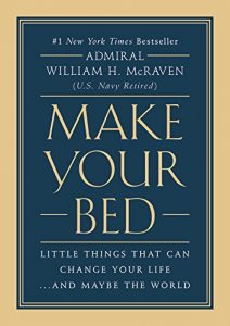 Make Your bed little habits
