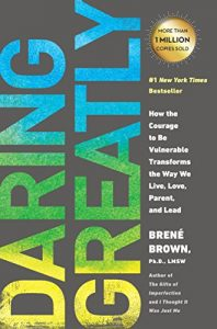 daring greatly book by brene brown