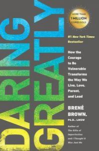 daring greatly book by brene brown