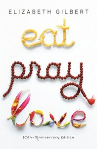 eat pray love the book