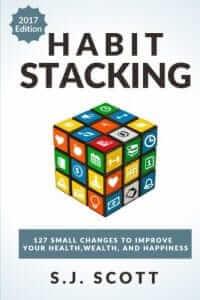 Habit stacking book