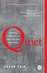 quiet the book