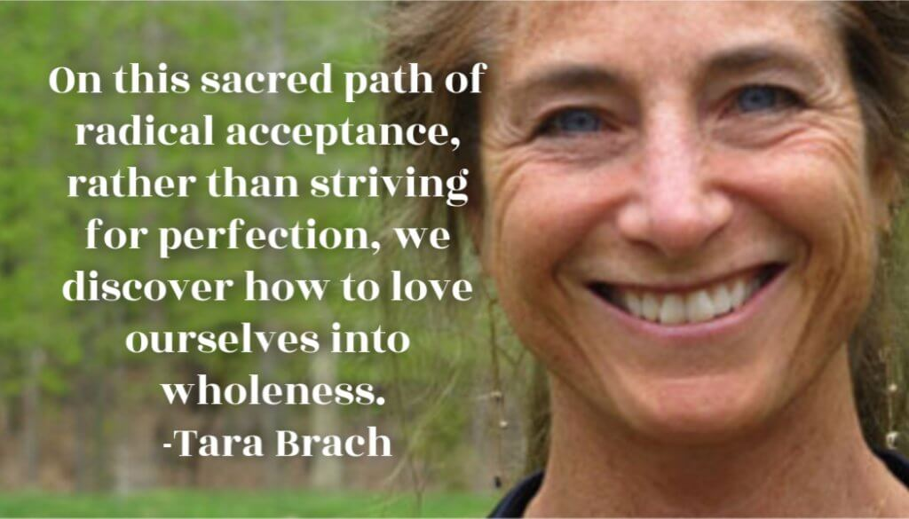 Tara Brach - mindfulness awareness and meditation expert