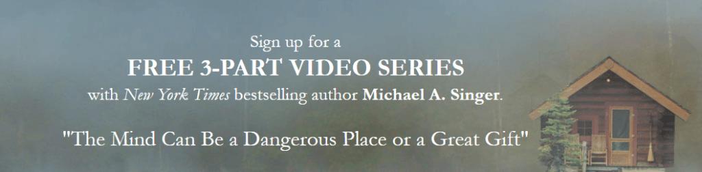 Michael Singer Mindset