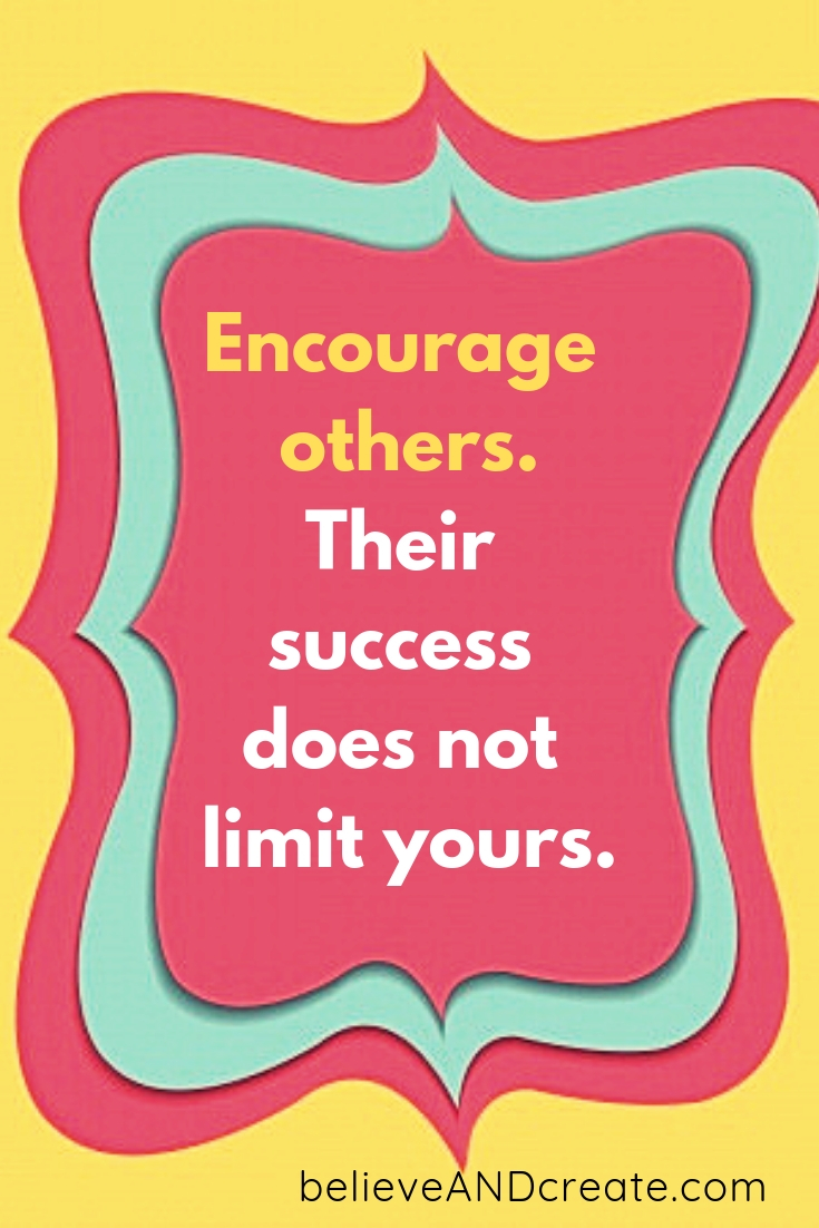 quote about encouraging people