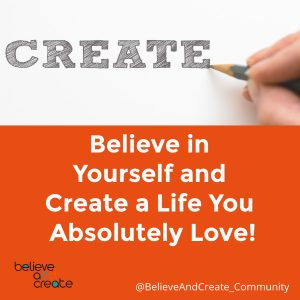create a life you love quote