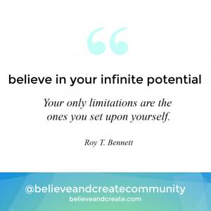 infinite potential quote bennett