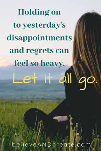 letting go life quote