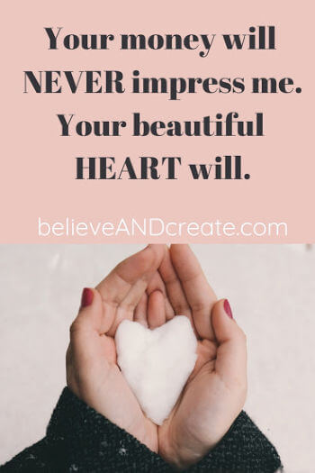 love quote - your beautiful heart