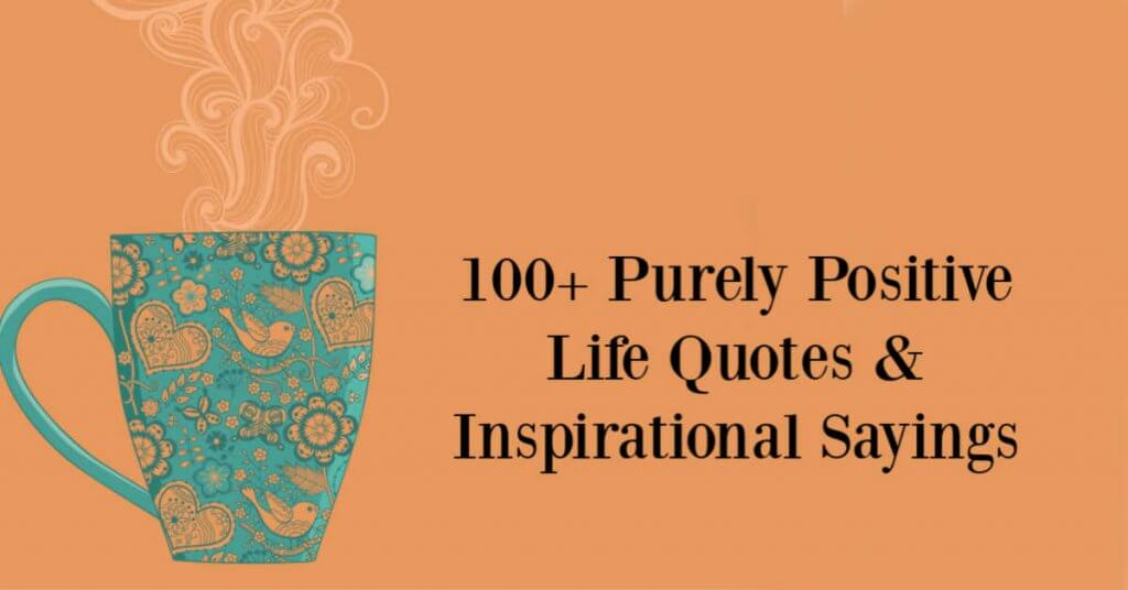 short Life Quotes and Inspirational Sayings