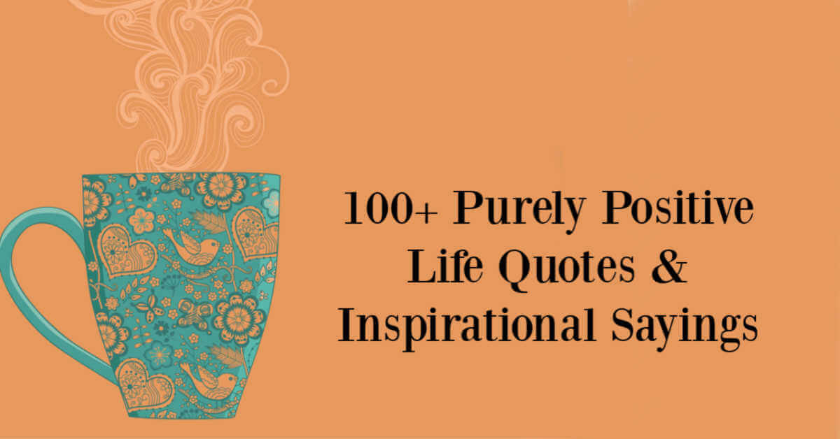 100+ Short Life Quotes and Inspirational Sayings • Believe ...