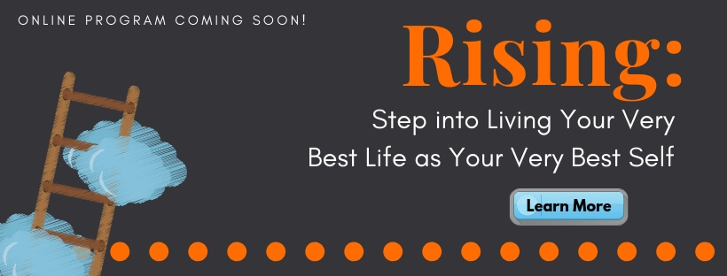 rising: online course about elevating your life living your best life