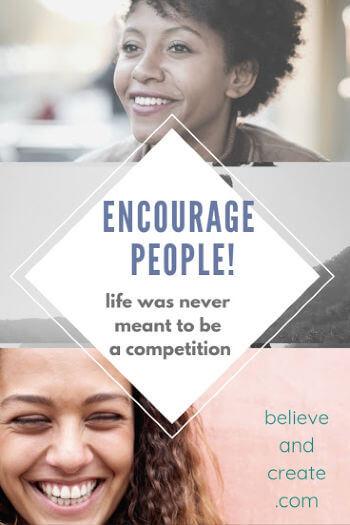 motivational saying - encourage people