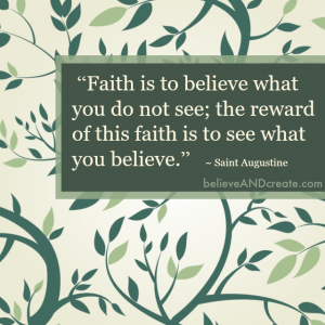 saint augustine quote on life