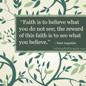 saint augustine quote on life