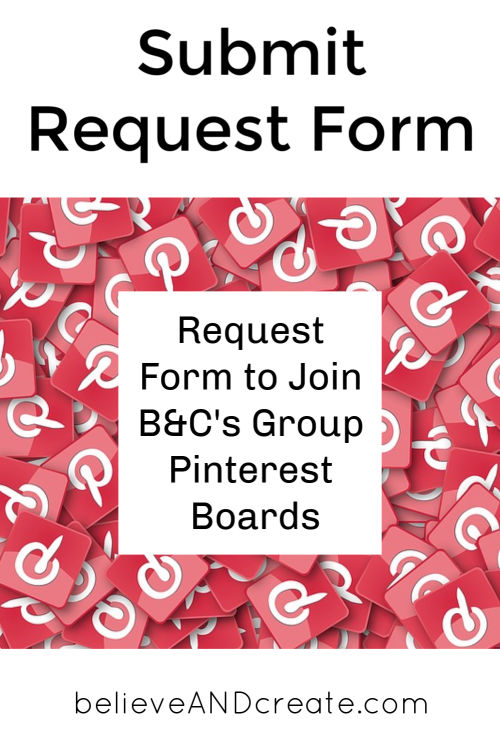 BC PT Contributor Request Form