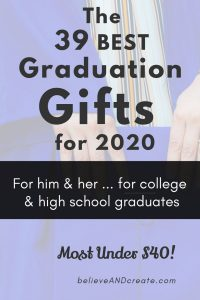 2020 Graduation gifts for him and her