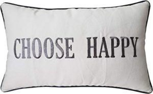 choose happy pillow perfect for the graduate going off to college