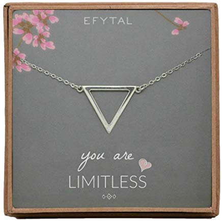 you are limitless necklace for high school or college graduation gifts