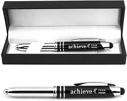 achieve your dreams gift pen set
