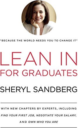 lean in for graduates by sheryl sandberg - book