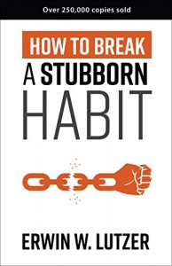 break stubborn habit book