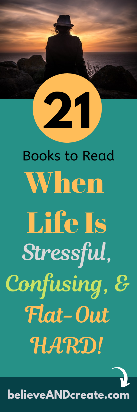 21 books to read when life is hard