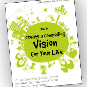 life planning guide -- free - how to create a compelling vision for your life
